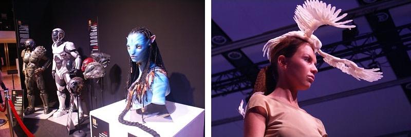 Un rapport d'étonnement sur le 3D Printshow