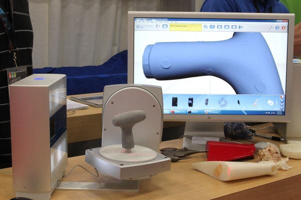 obtenir des données avec le balayage à faisceau de rayon x