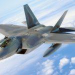L'US Air Force installe une pièce métallique imprimée en 3D sur un avion de chasse