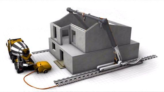 conception de votre maison avec une imprimante 3D