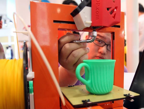 Taïwan développe un nouveau filament PLA
