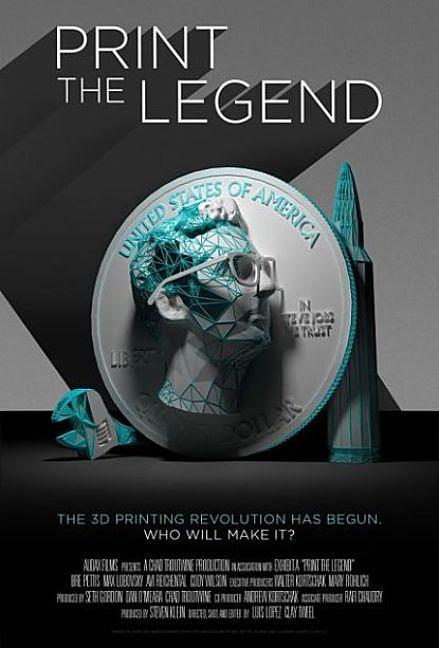 sortie prochaine d'un docu sur l'imprimante 3D