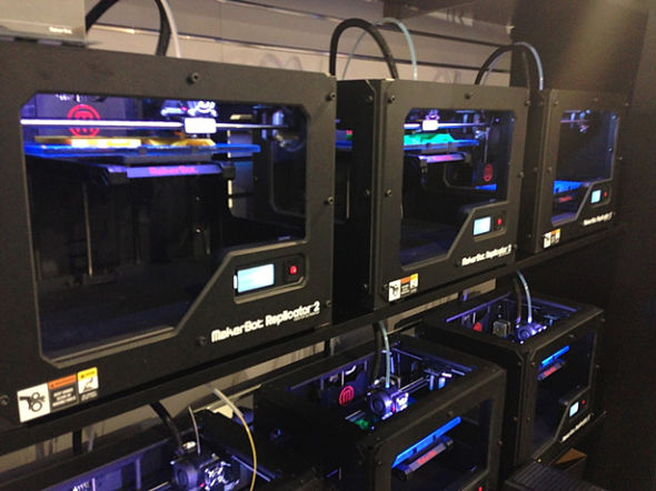 Le marché de l'impression 3D à 16 milliards de dollars !