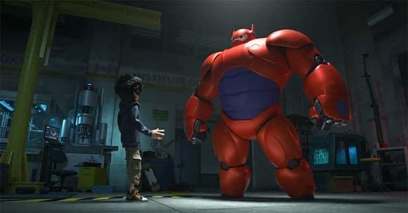 Big Hero 6 le nouveau dessin animé