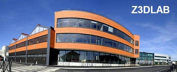 Z3DLAB le premier centre de fabrication additive d'Ile de France