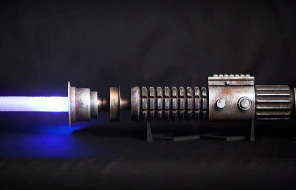 Star Wars : imprimez en 3D votre sabre laser !