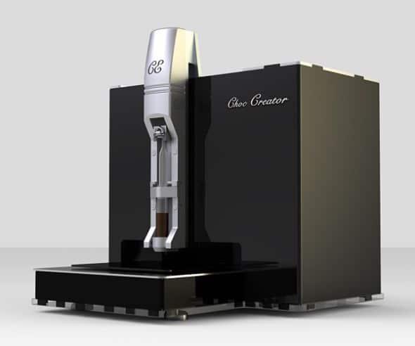 Choc Creator V2 : pour imprimer tout chocolat