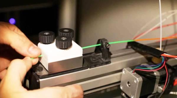 appareil pour souder filaments d'impression 3D