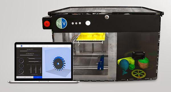 la NVPrinter, un nouvel appareil automatisé