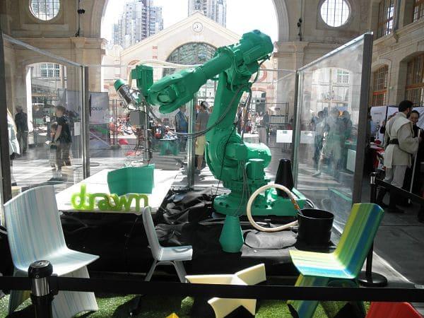 Drawn : une start-up française spécialisée dans l'impression 3D de mobilier !