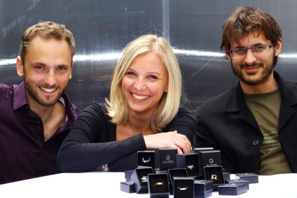 jweel et ses bijoux imprimés en 3D