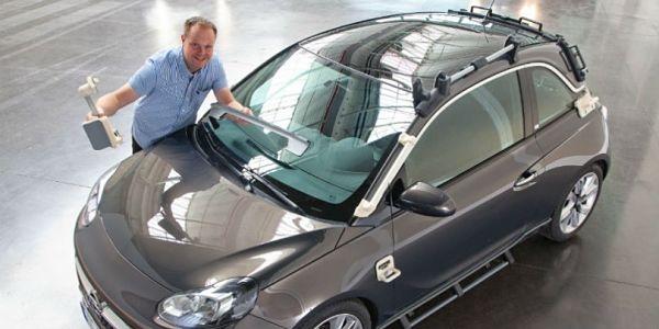 Opel utilise l'impression 3D pour son Adam !