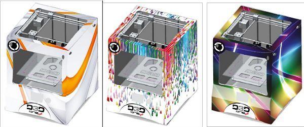 One EVO : l'imprimante qui imprime plus vite que son ombre