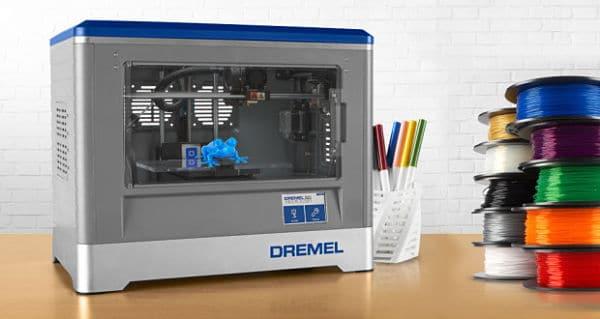 Idea Builder : l'imprimante 3D grand public de Dremel !