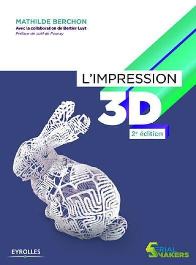 Rencontre avec Mathilde Berchon auteure de «L'impression 3D» !