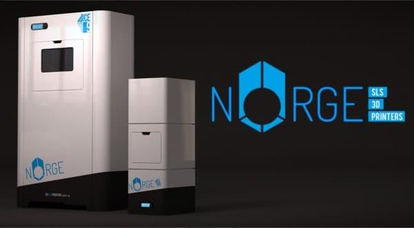 L'impression 3D SLS bon marché selon Norge Systems