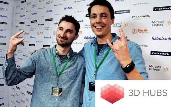 Interview 3D Hubs – Imprimez près de chez vous !