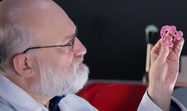 le spécialiste de l'impression 3D Groupe Gorgé récompensé par François Hollande