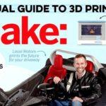 Classement 2015 des meilleures imprimantes 3D selon Make !