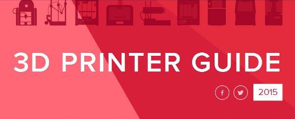 3d printer guide 2015