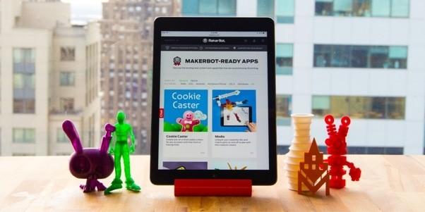 Makerbot-Ready-App-Portal