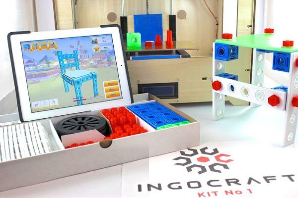 ingocraft propose un jeu imprimable en 3d