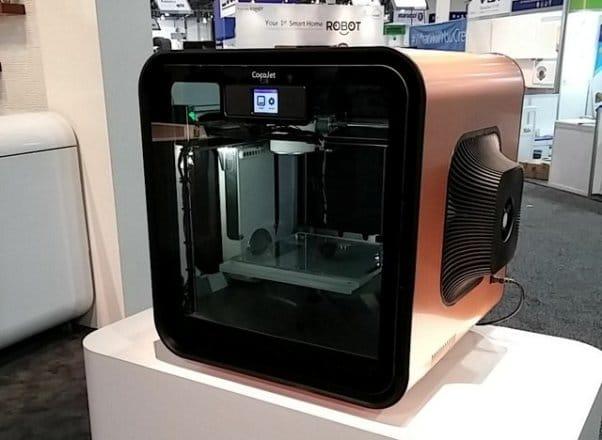 CocoJet : 3D Systems présente sa nouvelle imprimante 3D à chocolat