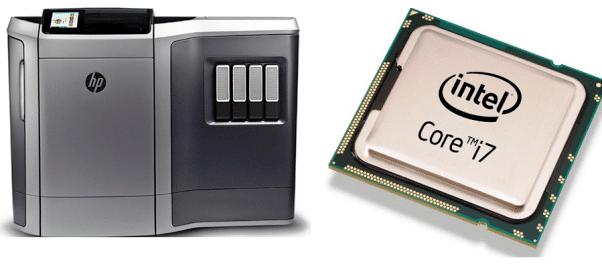 HP s'associe à Intel !
