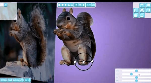 Smoothie-3D : Pour une modélisation tout en douceur