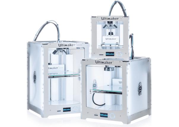 Ultimaker : une imprimante 3D mini et une maxi !