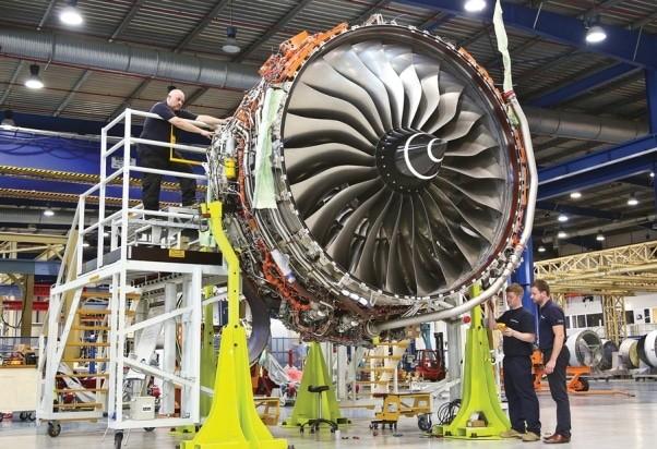 Rolls-Royce va faire voler la plus grosse pièce conçue par impression 3D