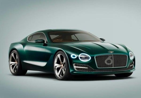 Bentley – L'impression 3D au service du luxe