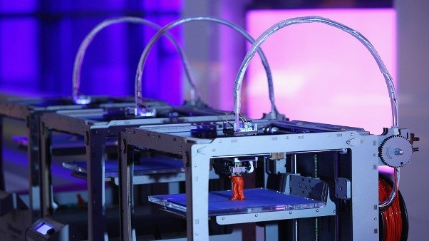 Le marché de l'impression 3D en hausse de 34 % en 2014