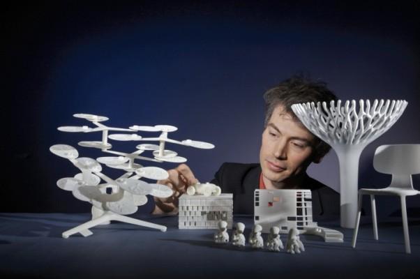 Sculpteo : 5 millions pour conquérir le monde