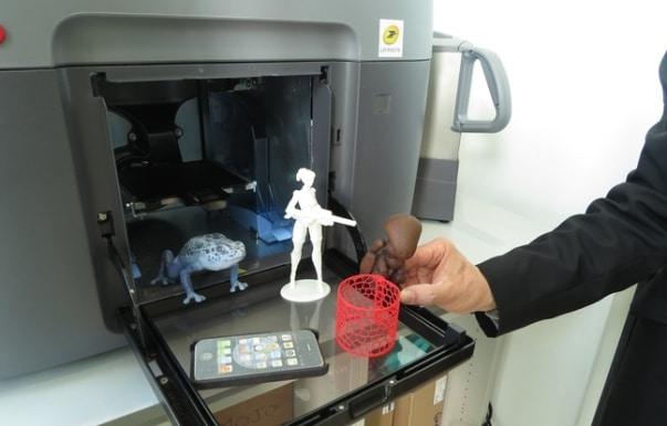 La Poste ouvre un nouveau service d'impression 3D à Nantes