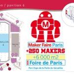 Maker Faire Paris 2015 ce week end