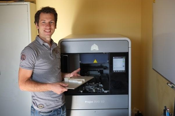 IM-Meca : le témoignage d'une PME qui mise sur l'impression 3D