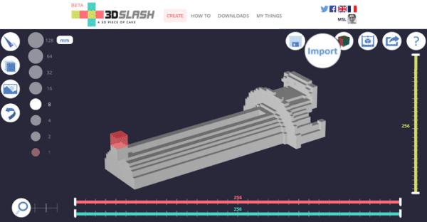 3D Slash s'associe à YouMagine et Sketchfab