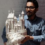 Bold Machines et son incroyable château imprimé en 3D
