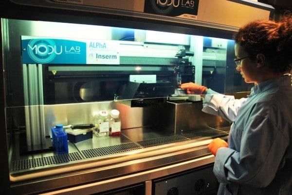 Poietis et ses tissus imprimés en 4D bientôt sur les marchés US et japonais