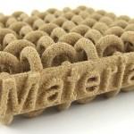Materialise imprime désormais sur de la poudre de bois !
