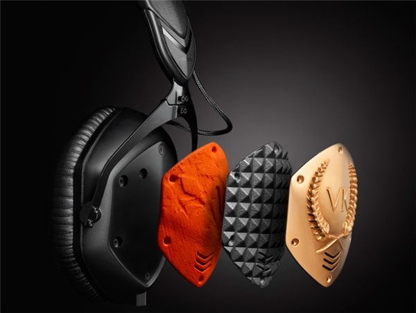 V-Moda : des casques audio imprimés en 3D à 40 000 $ !