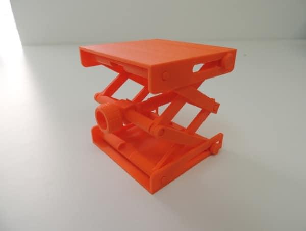 Platform Jack : une pièce étonnante imprimée en une seule fois !
