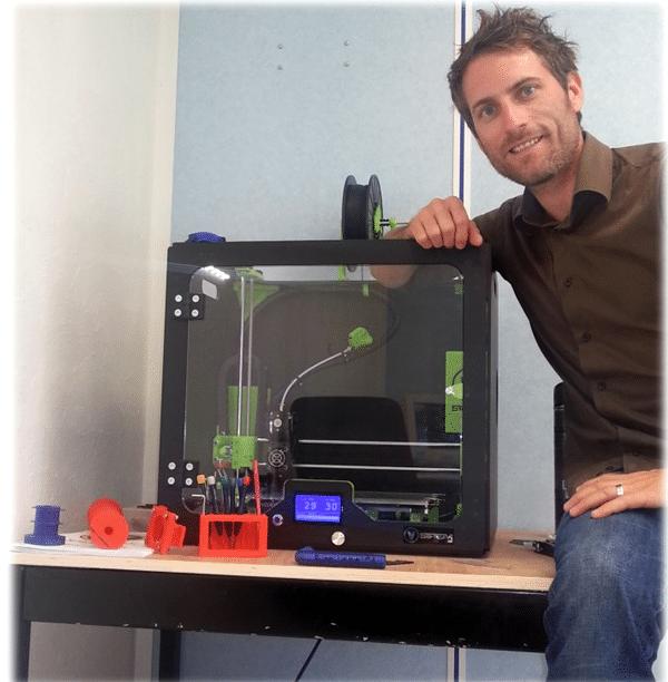 L'impression 3D Made in France : une entreprise partage son expérience