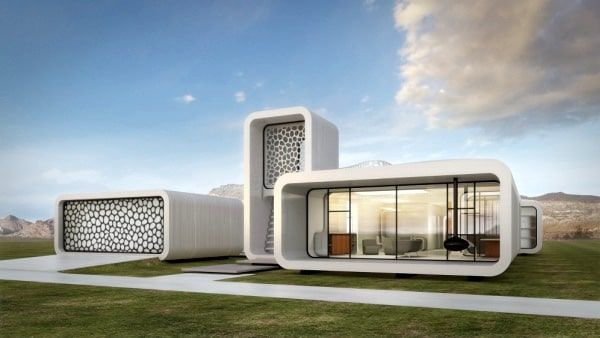Dubaï dévoile les premiers bureaux imprimés en d
