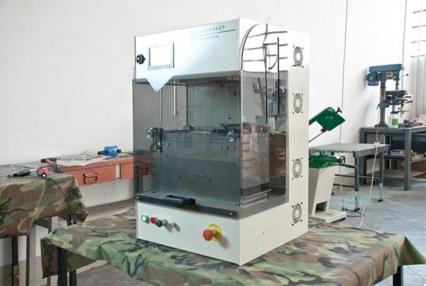 L'imprimante 3D SLS bon marché de Sharebot bientôt disponible !