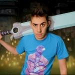 L'épée d'Ekko de League of Legends imprimée en 3D !