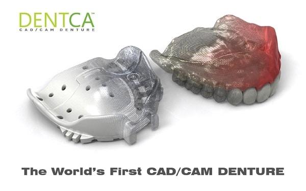 Des prothèses dentaires imprimées 3D autorisées par la FDA