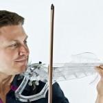 3Dvarius : le premier violon électrique imprimé en 3D