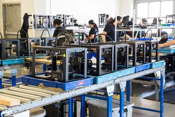 usine makerbot